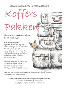 flyer koffers pakken light